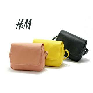 H&M Sling Bag With Closure + FREE GIFT!!!