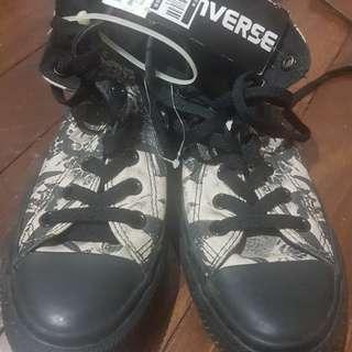 Converse hi cut size 4 1/2