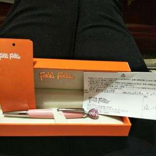 Folli Follow粉紅鑽筆