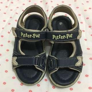 Peter Pat Navy Sandals