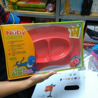 Nuby Sure Grip Mat Section Plate