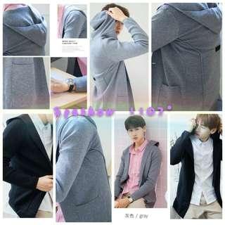 AFSS04169 男裝新款時尚開衫外套