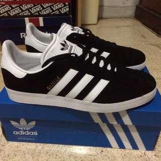 Adidas Gazelle Black Size 42,5