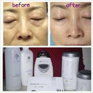 Treatment Nu skin Galvanic spa