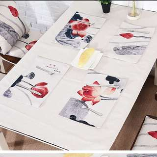 Place mat / table mat (READY STOCK)