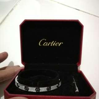 Cartier love bracelet diamond