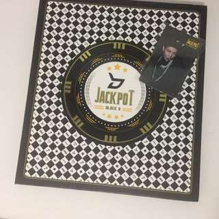 🎱WTS/WTT BLOCK B JACKPOT with KYUNG PC🎱
