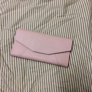Pinkish Nude Wallet