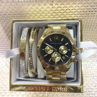 Michael Kors Watch ( GUARANTEED AUTHENTIC AND PAWNABLE )