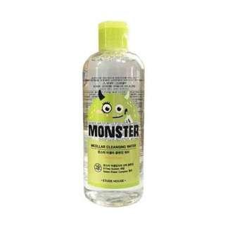 Monster micellar water 300ml