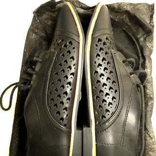 Forever 21 Leather Oxfords
