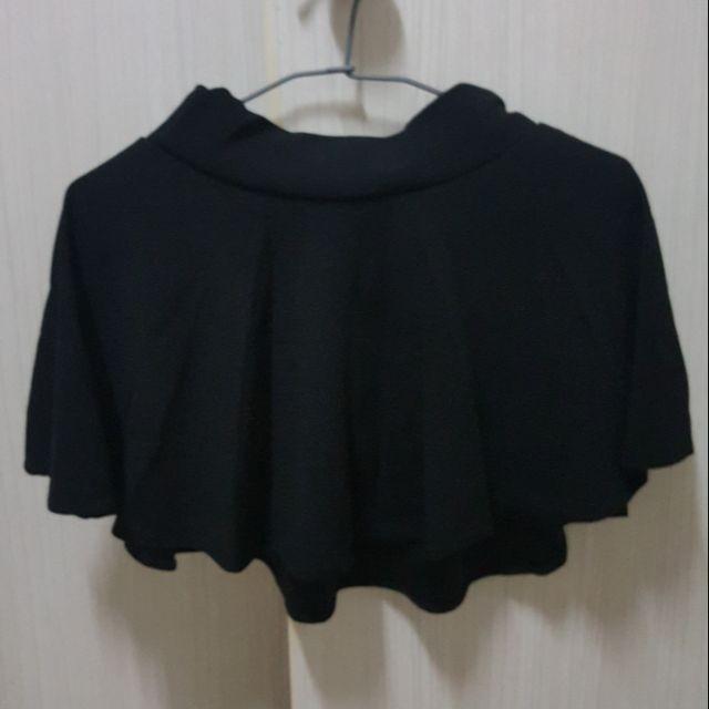顯瘦黑短裙