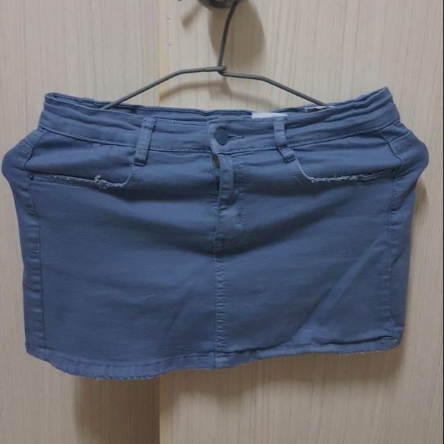韓組 顯瘦短裙