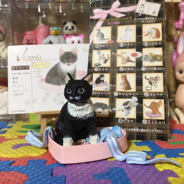 貓町物語 盒玩