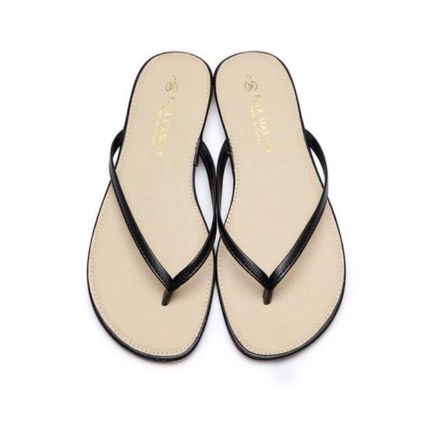 富發牌 夾腳拖鞋 XL