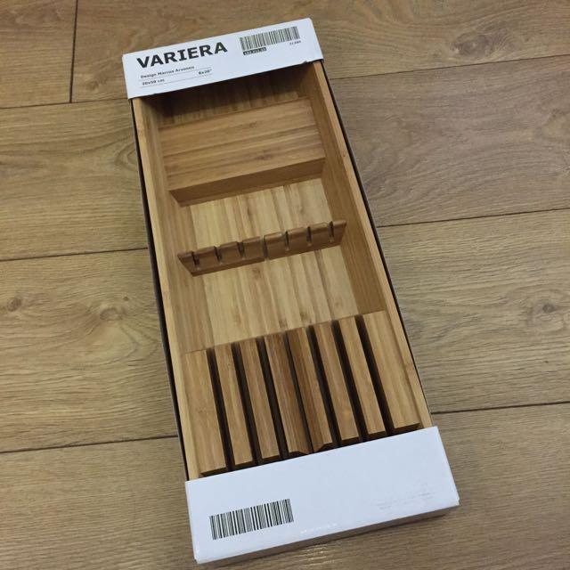 [全新] IKEA Variear刀架組