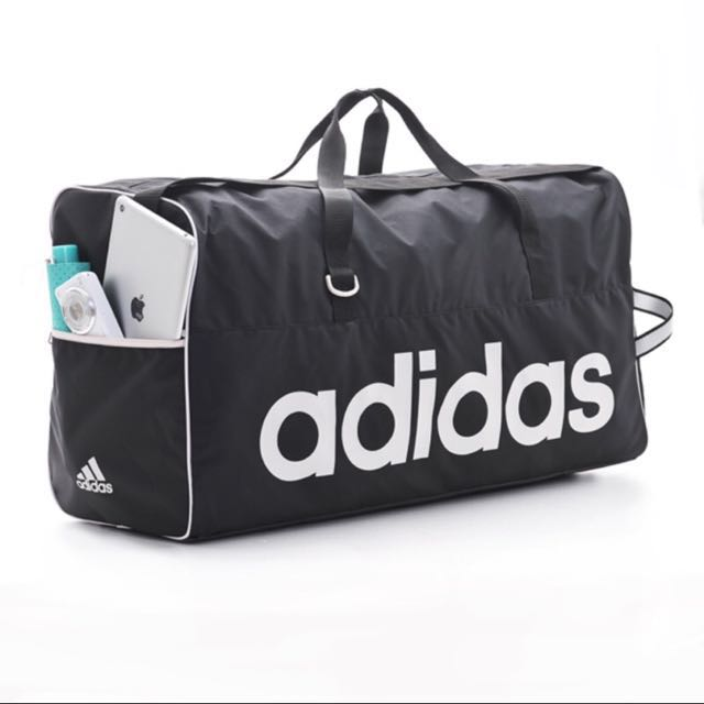 Adidas 手提肩背包 特大容量旅行健身包 M67875