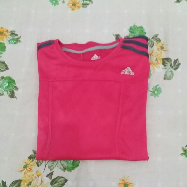 Adidas Original PINK tshirt