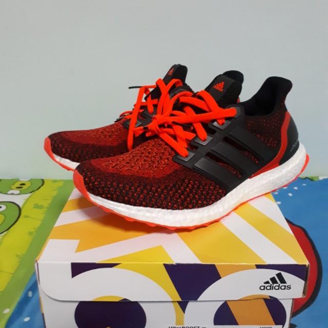 6c8ab062237e8 best choice mens adidas ultra boost 4.0 reversed oreo bb6179 black white  running shoe