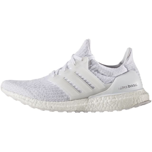 adidas ultraboost triple white