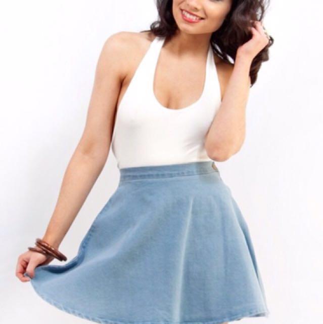 American Apparel Circle Skirt 🚛