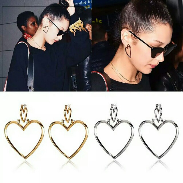 Anting love double