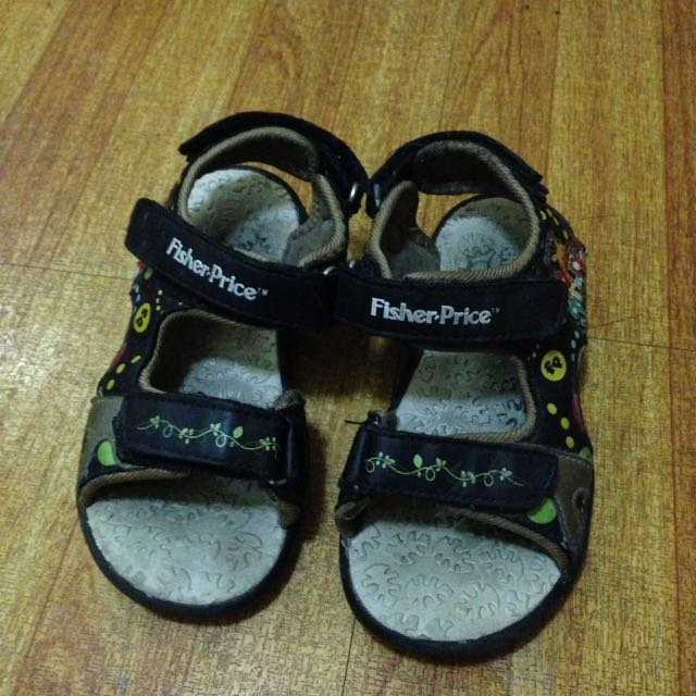 Authentic Fisher Price Kids Sandals Shoes