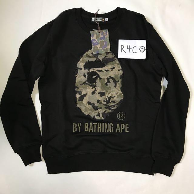 4042ef5aab1 BAPE x Mastermind Crewneck Sweater