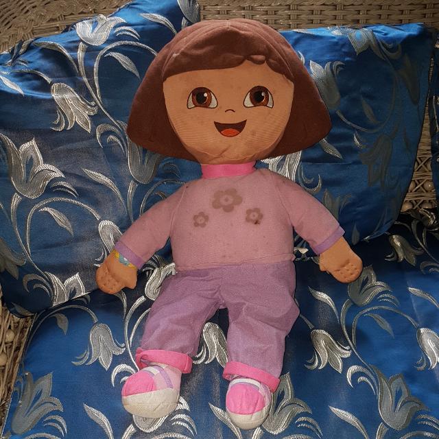 Big Dora Stuffed Toy