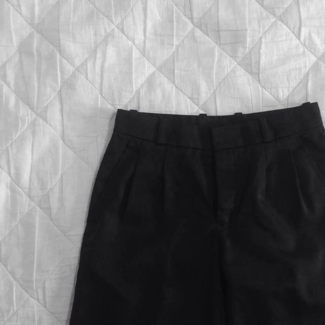 Black Slack Pants