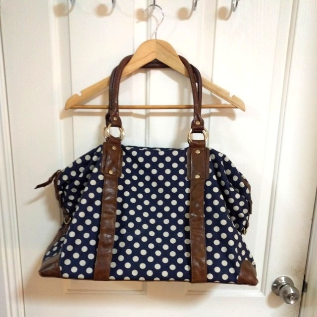 BLUEBIRD Duffel Bag