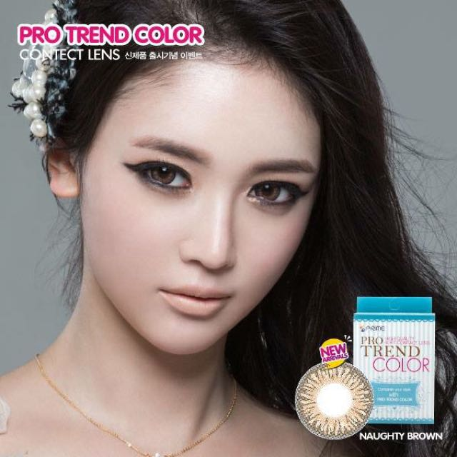 Brown Contact Lens