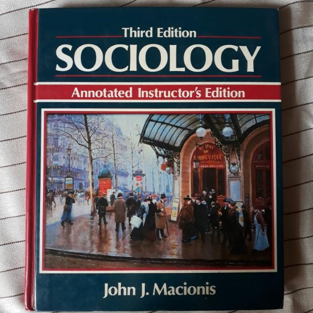 Buku Sociology