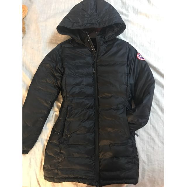 Canada Goose Camp Hooded jacket size 2XS