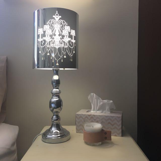Chandelier Bed-side lamp