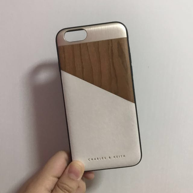 Charles & Keith Metallic Iphone Cover ptUHxXI