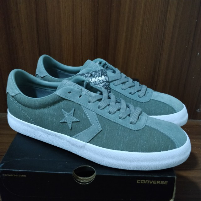 Converse Breakpoint OX Olive Camo