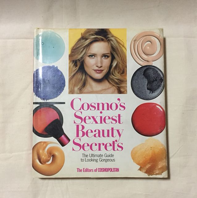 Cosmo's sexiest beauty secrets hardbound