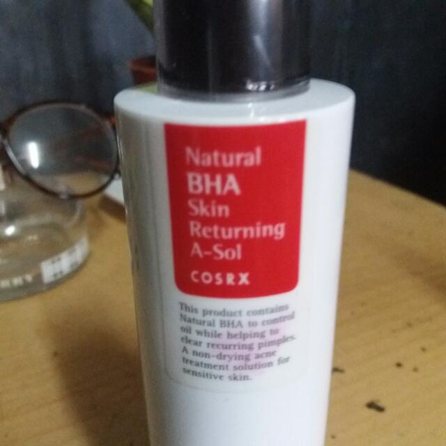 Cosrx BHA Skin Returning A-sol