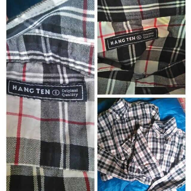 Couple Long Sleeves  hangten Brand