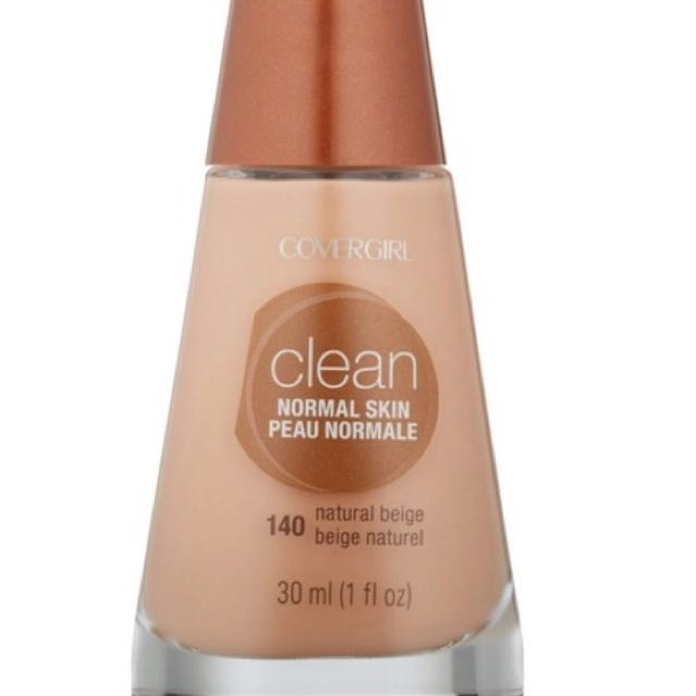 CoverGirl Foundation- 140, Natural Beige
