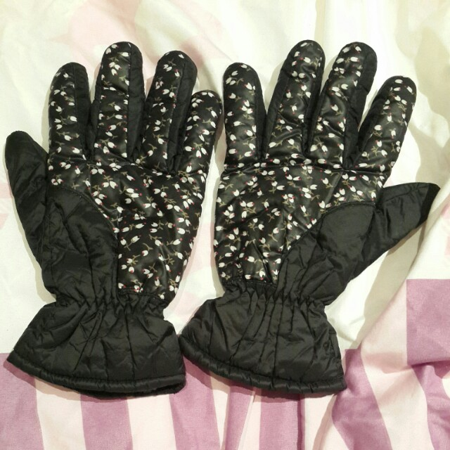 Cute Warm Gloves