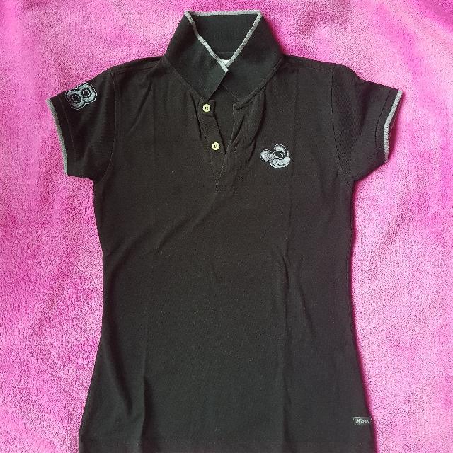 Dakki Mickey Polo Shirt (Medium)