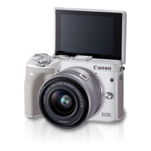 Dicari Canon Eos M3 Full Kit