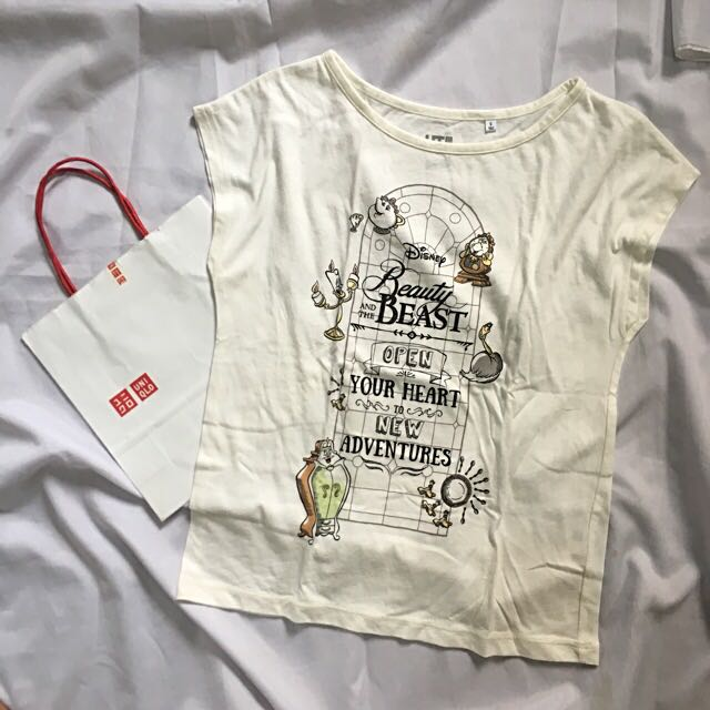 Disney Beauty And The Beast by UNIQLO