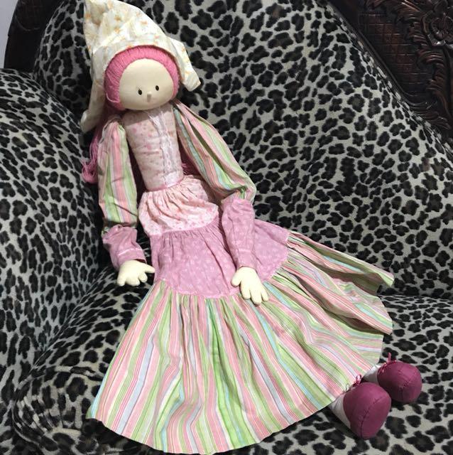 Doll girl from Korea