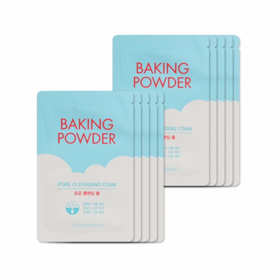 Etude House Baking Powder Pore Cleansing Foam