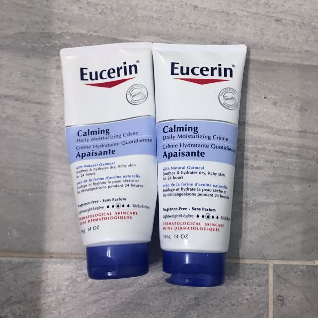 Eucerin (includes both)