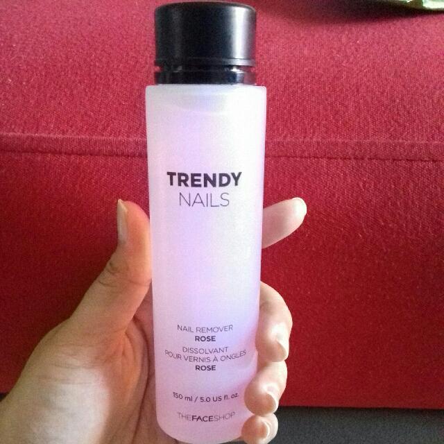 Face Shop Nail Remover 150ml