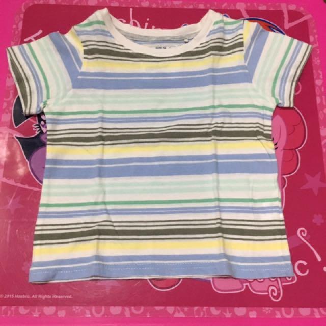 Gingersnaps Stripes Shirt